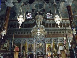 Virgin Mary in Agiasos