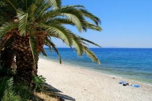 Daskalopetra beach