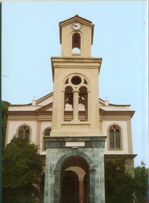 Trigonas - A Village of Traditional Architecture near Plomari