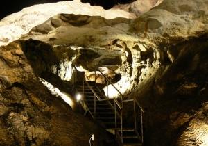 Agio Galas Cave