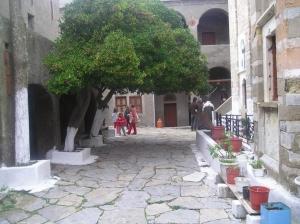 Koimiseos Theotokou in Psara