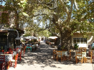 Antissa - Large Historical Village in Western Lesvos