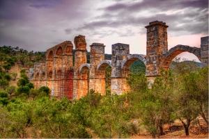 Roman Aqueduct of Moria