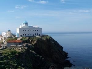 Agios Nikolaos in Psara