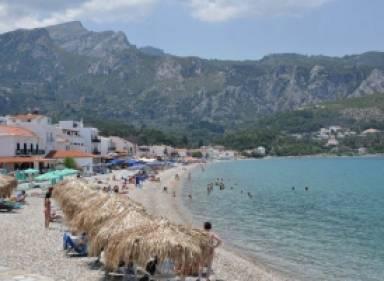Пляж Кокари