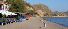 Western Lesvos Beaches