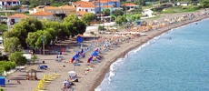 Northern Lesvos Beaches