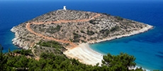 Western Chios Beaches