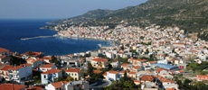 Capital of Samos