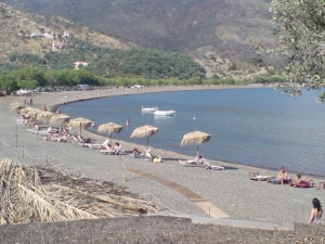Haramida - Large, Beautiful Beach 12 km from Lesvos Airport