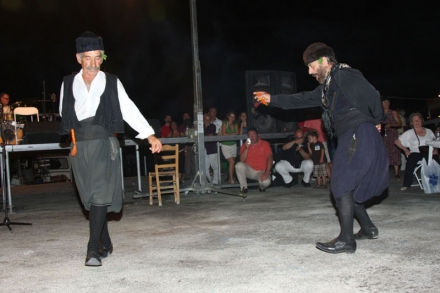 Various traditions in Lesvos