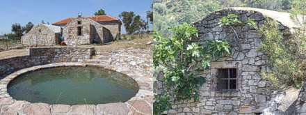 Polichnitos - Traditional Village with Hot Springs near Vatera Beach