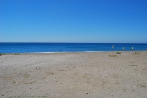 Пляж Агия Маркелла