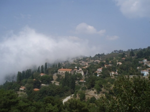 Megalochori - The 'Switzerland of Lesvos' with Panoramic Views
