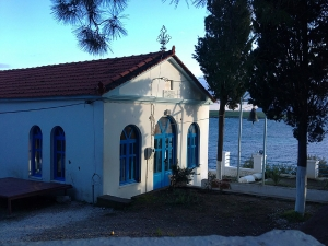 Pamfila - Beautiful Village in Eastern Lesvos