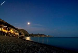 Пляж Скала Эрессос