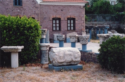 Archaeological Museum of Mytilene (Old Building)