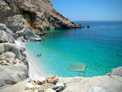 Top Beaches to Go Swimming in Ikaria