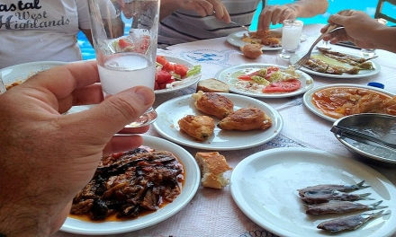 Top Gastronomical Tastes of the North Eastern Aegean Islands