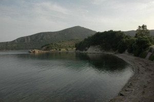 Gera Beach - A Green Seaside Spot 12km from Mytilene