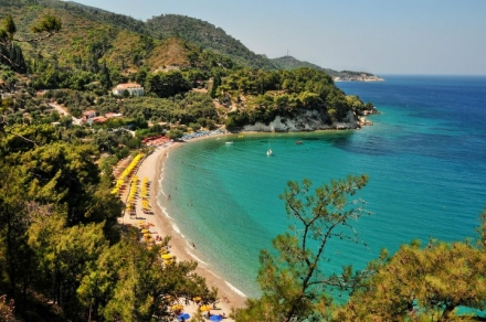 Top Beaches to Go Swimming in Samos