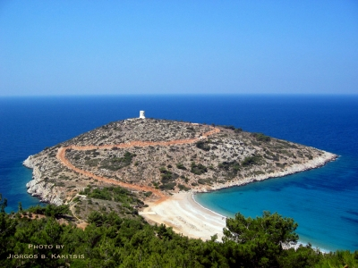 Top Beaches to Go Swimming in Chios