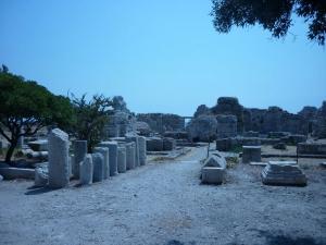 Археологический объект Римские Бани