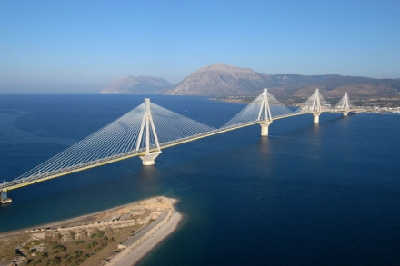 Infrastructure in Greece