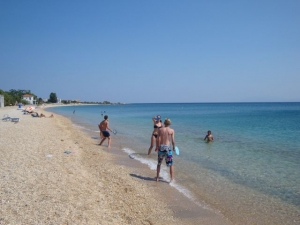 Agios Isidoros - Among the Best Beaches in Greece near Plomari