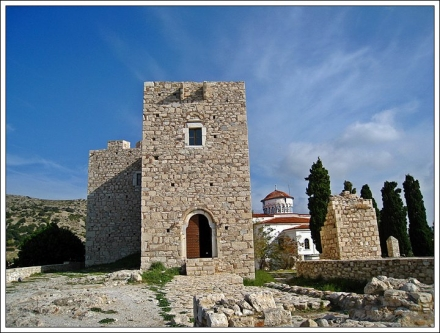 The Castle of Lycurgus