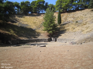 Ancient Theater of Mytilene