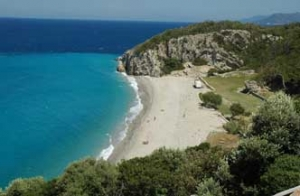 Eftalou - Secluded Beaches and Thermal Springs