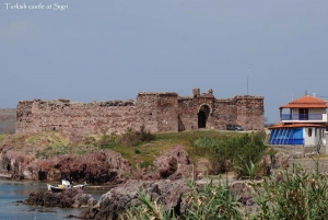 Sigri Castle - A Relic from the Ottoman Occupation of Lesvos