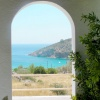 Sea And Mountain View From Studios Ioanna In Samos.jpg