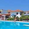 Pool of Pela Hotel at Skala Kallonis