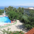 View of Molyvos II Hotel In Lesvos