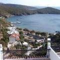 Top view of Rena Studios in Fourni