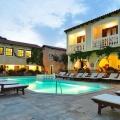 Fantastic pool view of Ino Village Hotel