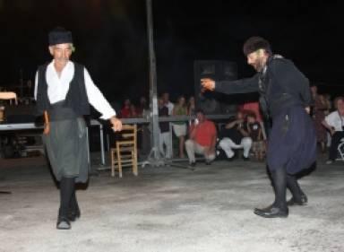 Различные традиции на Лесбос