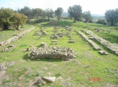 The Ancient Temple of Klopedi - Agia Paraskevi's Historical Site