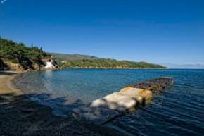 Άγιος Ερμογένης - Υπέροχη ονειρική παραλία σε ορμίσκο