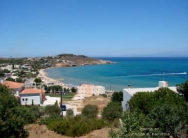 Пляж Карфас