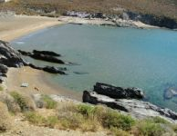 Southern beaches of Psara